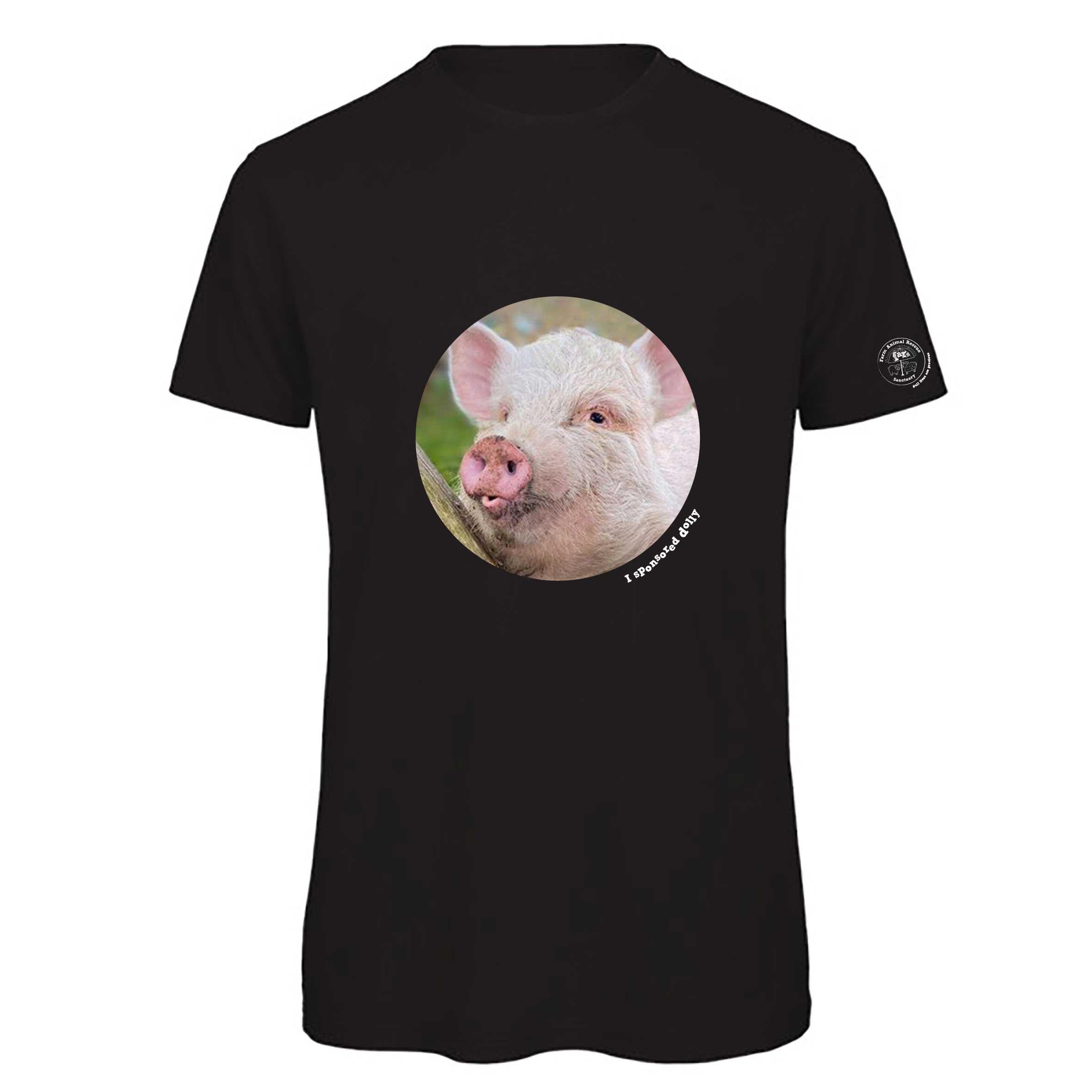 FARS Tshirt Dolly says 'ooo'