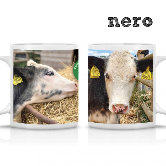 FARS Nero Mug