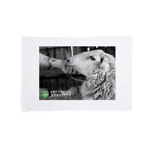 FARS Teatowel with Lamb and hand