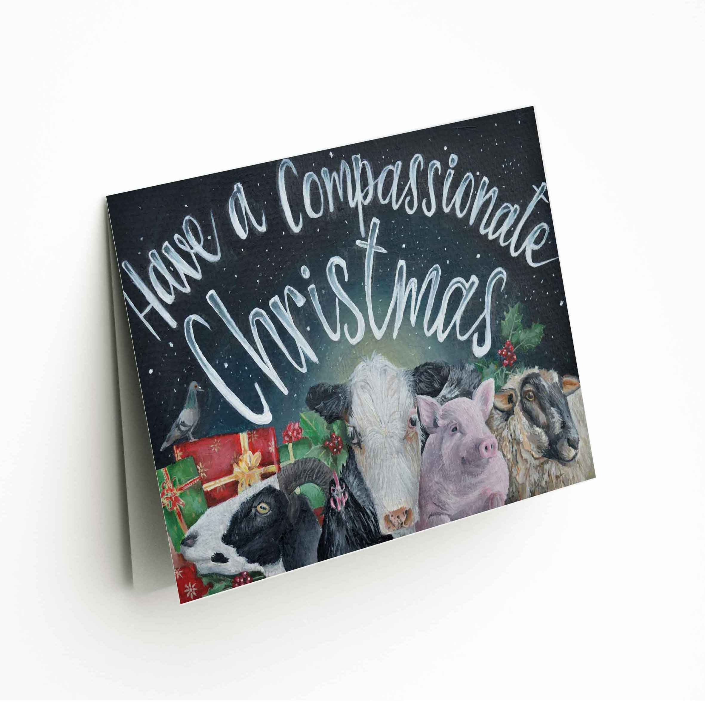 Fars Compassionate Christmas card